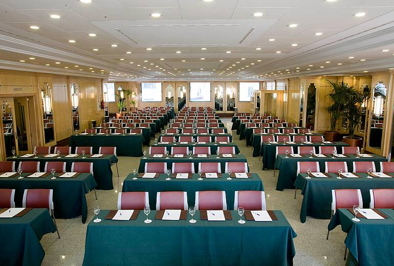 Meetings: Hispania Room